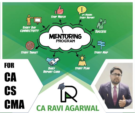 CA Final Mentoring - Single Group - May 2020 Exam.
