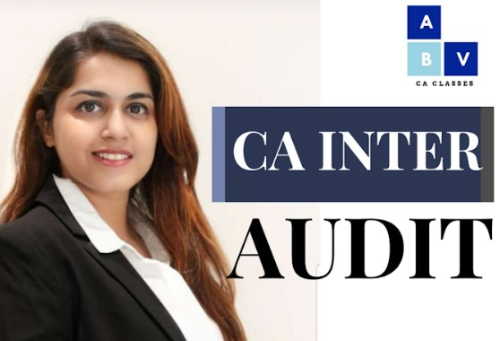 CA Inter/IPCC Audit - Full Lectures By Vaishali Mam