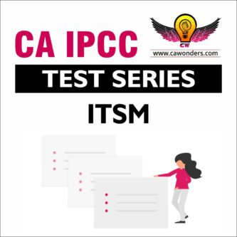 CA Inter / IPCC Test Series | Information Technology and Strategic Management Test Series