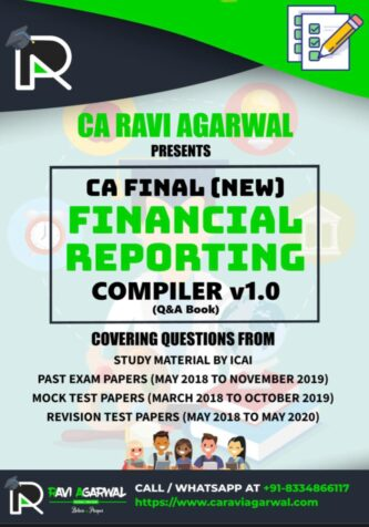 CA Final FR COMPILER (PDF) For Nov. 2020 Exam By CA Ravi Agarwal