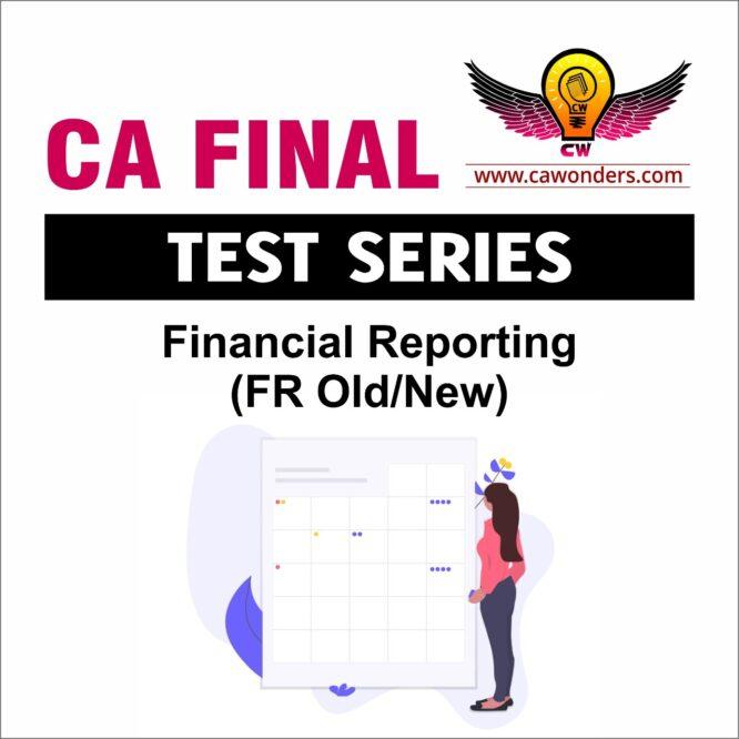 CA Final Test Series   Audit Test Series