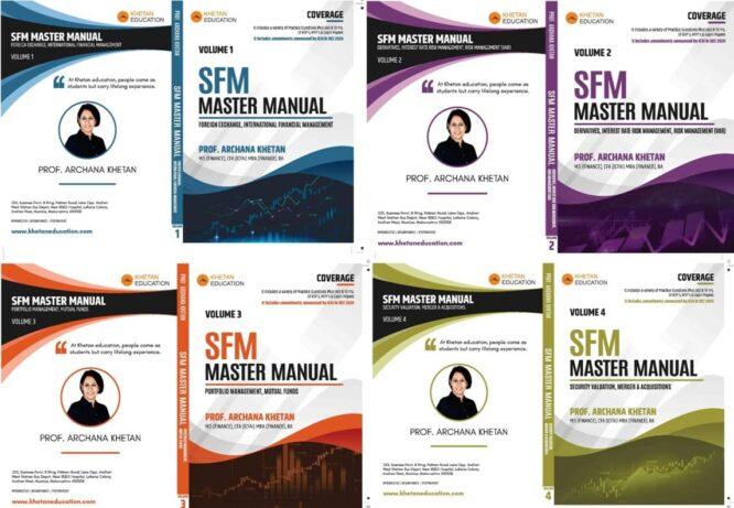 sfm master manual
